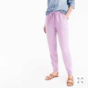 J Crew Point Sur Seaside Pants